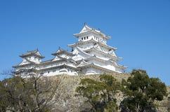 Castillo de Himeji Fotos de archivo libres de regalías
