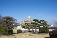 Castillo de Himeji Fotografía de archivo libre de regalías