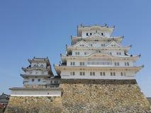 Castillo de Himeji Imágenes de archivo libres de regalías