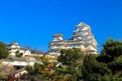 Castillo de Himeji fotografía de archivo