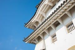 Castillo de Himeji en Japón imagen de archivo libre de regalías