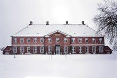Castillo de Hindsgavl Imagen de archivo libre de regalías