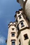 Castillo de Hohenschwangau, Baviera Fotos de archivo