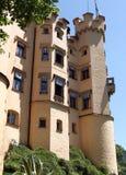Castillo de Hohenschwangau, Baviera Fotografía de archivo libre de regalías