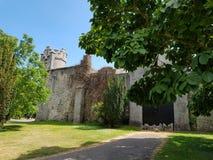 Castillo de Howth fotografía de archivo libre de regalías