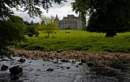 Castillo de Inveraray, Escocia, Reino Unido Fotos de archivo