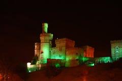 Castillo de Inverness Imagen de archivo libre de regalías