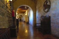 Castillo de Jaén στοκ φωτογραφίες