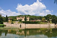 Castillo de Jalpà Fotografía de archivo libre de regalías