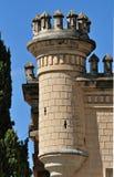 Castillo de Jalpà Foto de archivo libre de regalías