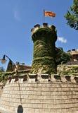 Castillo de Jalpà Foto de archivo