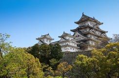 Castillo de Japón Imagen de archivo