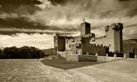 Castillo de Javier - Navarra - la Spagna Fotografia Stock Libera da Diritti