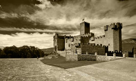 Castillo de Javier - Navarra - Spain Royalty Free Stock Photography