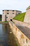 Castillo de Kalmar Fotos de archivo libres de regalías