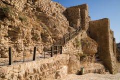 Castillo de Karak Imagen de archivo libre de regalías