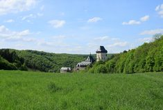 Castillo de Karlstejn Fotos de archivo