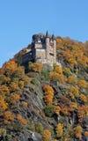 Castillo de Katz imagen de archivo libre de regalías