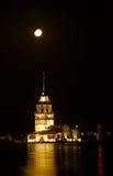 Castillo de Kaz Kulesi Fotografía de archivo libre de regalías