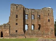 Castillo de Kenilworth Imágenes de archivo libres de regalías