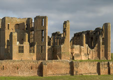 Castillo de Kenilworth Fotografía de archivo