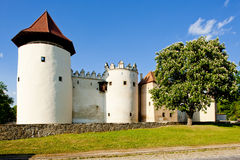 Castillo de Kezmarok Imagen de archivo