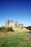 Castillo de Kidwelly Fotos de archivo libres de regalías