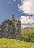 Castillo 03 de Kilchurn Imagen de archivo libre de regalías