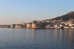 Castillo de Kilitbahir fotografía de archivo libre de regalías