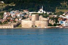 Castillo de Kilitbahir en Canakkale, Turquía. fotos de archivo libres de regalías