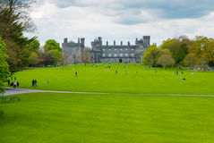 Castillo de Kilkenny Fotos de archivo