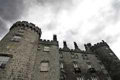 Castillo de Kilkenny, Irlanda Imagen de archivo