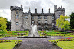 Castillo de Killkenny, Irlanda Fotografía de archivo libre de regalías