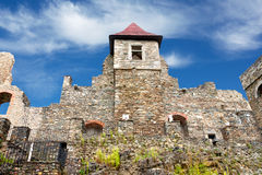 Castillo de Klenova Imagenes de archivo