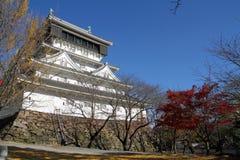 Castillo de Kokura Imagen de archivo