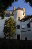 Castillo de Konopiste imagenes de archivo