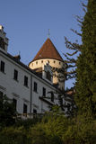 Castillo de Konopiste Foto de archivo