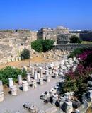 Castillo de Kos Foto de archivo libre de regalías