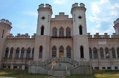 Castillo de Kossovskii Fotos de archivo libres de regalías