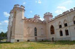 Castillo de Kossovskii Imagenes de archivo