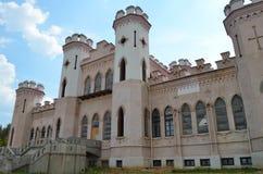 Castillo de Kossovskii Fotos de archivo