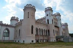 Castillo de Kossovskii Fotografía de archivo