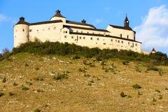 Castillo de Krasna Horka Foto de archivo