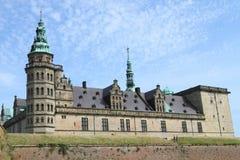Castillo de Kronborg imagenes de archivo