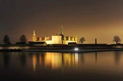 Castillo de Kronborg fotos de archivo
