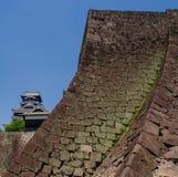 Castillo de Kumamoto Fotografía de archivo libre de regalías