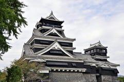 Castillo de Kumamoto, Japón Imágenes de archivo libres de regalías