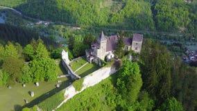 Castillo de la CA del ¾ de OstroÅ Fotos de archivo