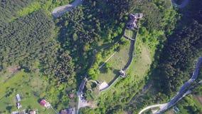 Castillo de la CA del ¾ de OstroÅ Imágenes de archivo libres de regalías