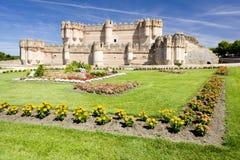 Castillo de la coca Imagen de archivo
